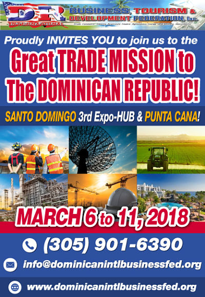 Great Trade Mission to the Dominican Republic